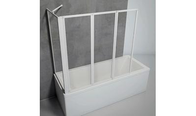 Schulte Badewannenfaltwand »Komfort«, zum Kleben oder Bohren kaufen