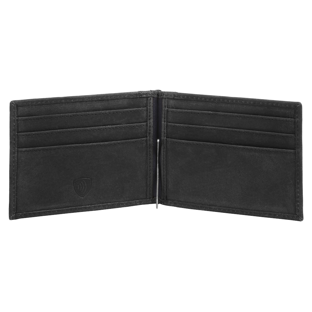 Sansibar Brieftasche, RFID-Schutz