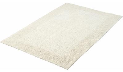 Kleine Wolke Badematte »Cotone«, Höhe 17 mm, fußbodenheizungsgeeignet-beidseitig nutzbar kaufen