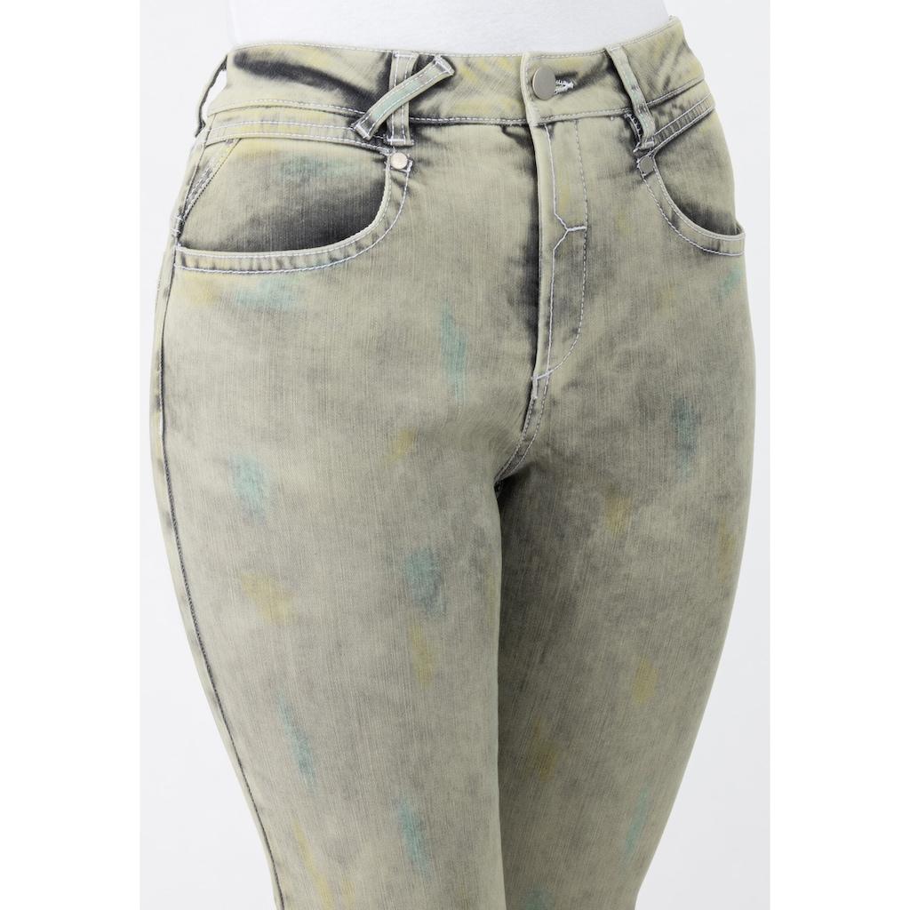 Recover Pants Jeans in Batikoptik