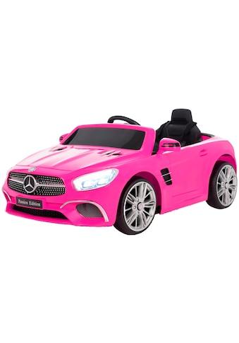 Jamara Elektro-Kinderauto »Ride-on Mercedes-Benz SL 400«, ab 3 Jahren, bis 25 kg kaufen