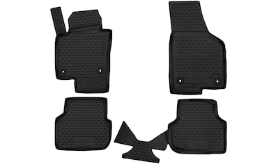 WALSER Passform-Fußmatten »XTR«, (5 St.), für Toyota Land Cruiser (J20) Bj 2012 - Heute kaufen