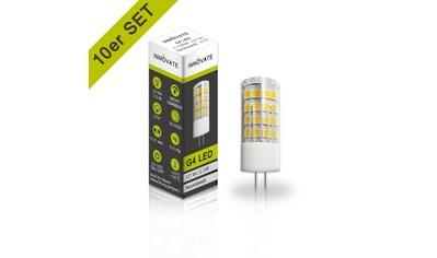 INNOVATE LED-Leuchtmittel G4 im 10er-Set kaufen