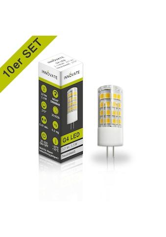 INNOVATE LED - Leuchtmittel G4 im 10er - Set kaufen