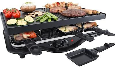 Steba Raclette RC 28, 8 Raclettepfännchen, 1400 Watt kaufen