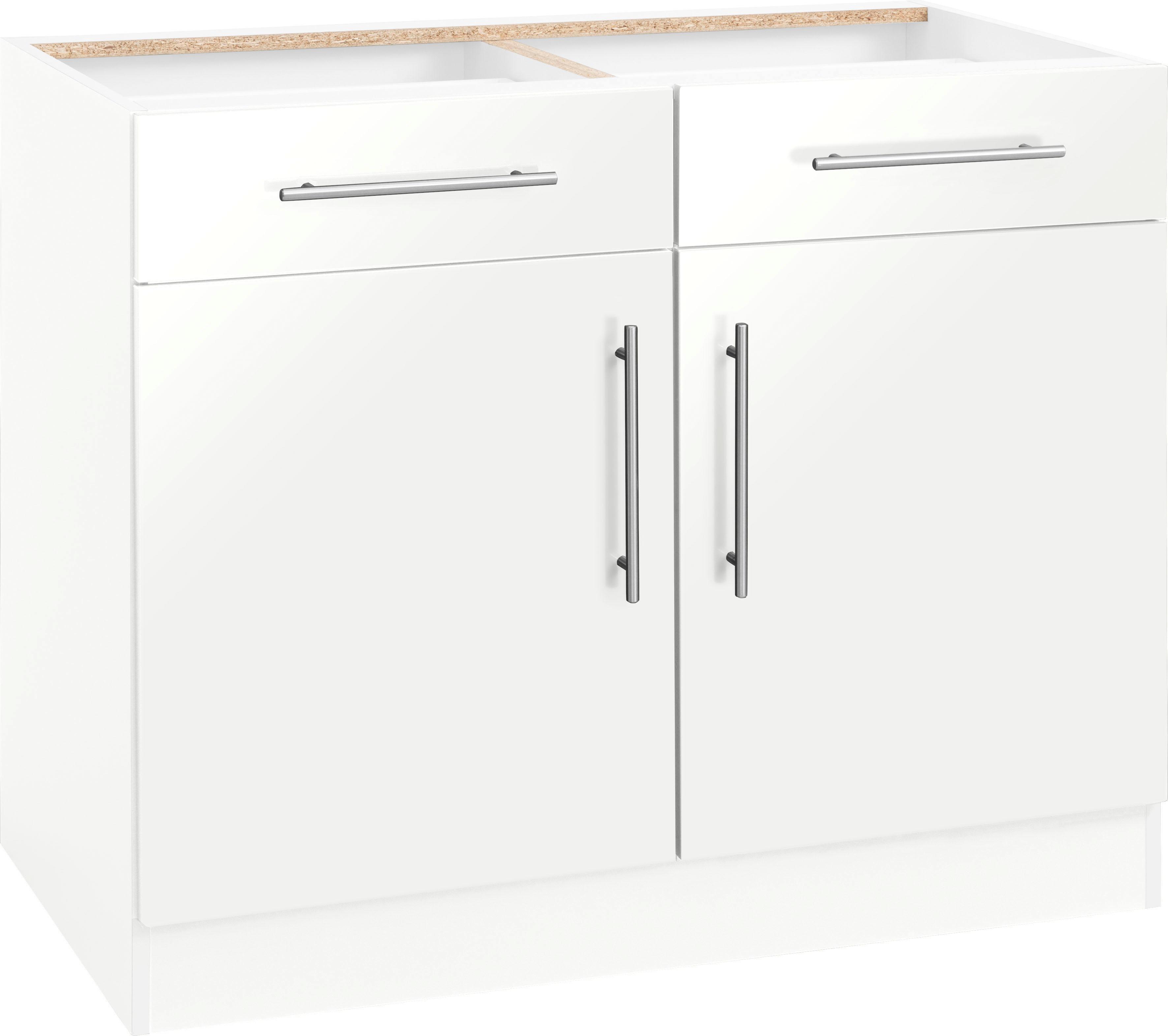 WIHO Küchen Unterschrank »Cali«, Breite 100 cm kaufen | BAUR