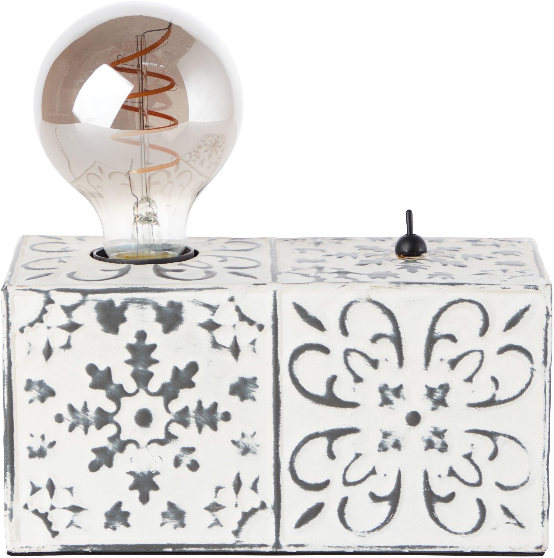 Brilliant Leuchten Tischleuchte Vagos, E27, Vintage, Metall, E27, 1 x 60W, B: 20cm