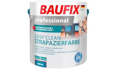 Baufix Wand- und Deckenfarbe »professional Easy Clean«, 2,5 Liter, blau kaufen