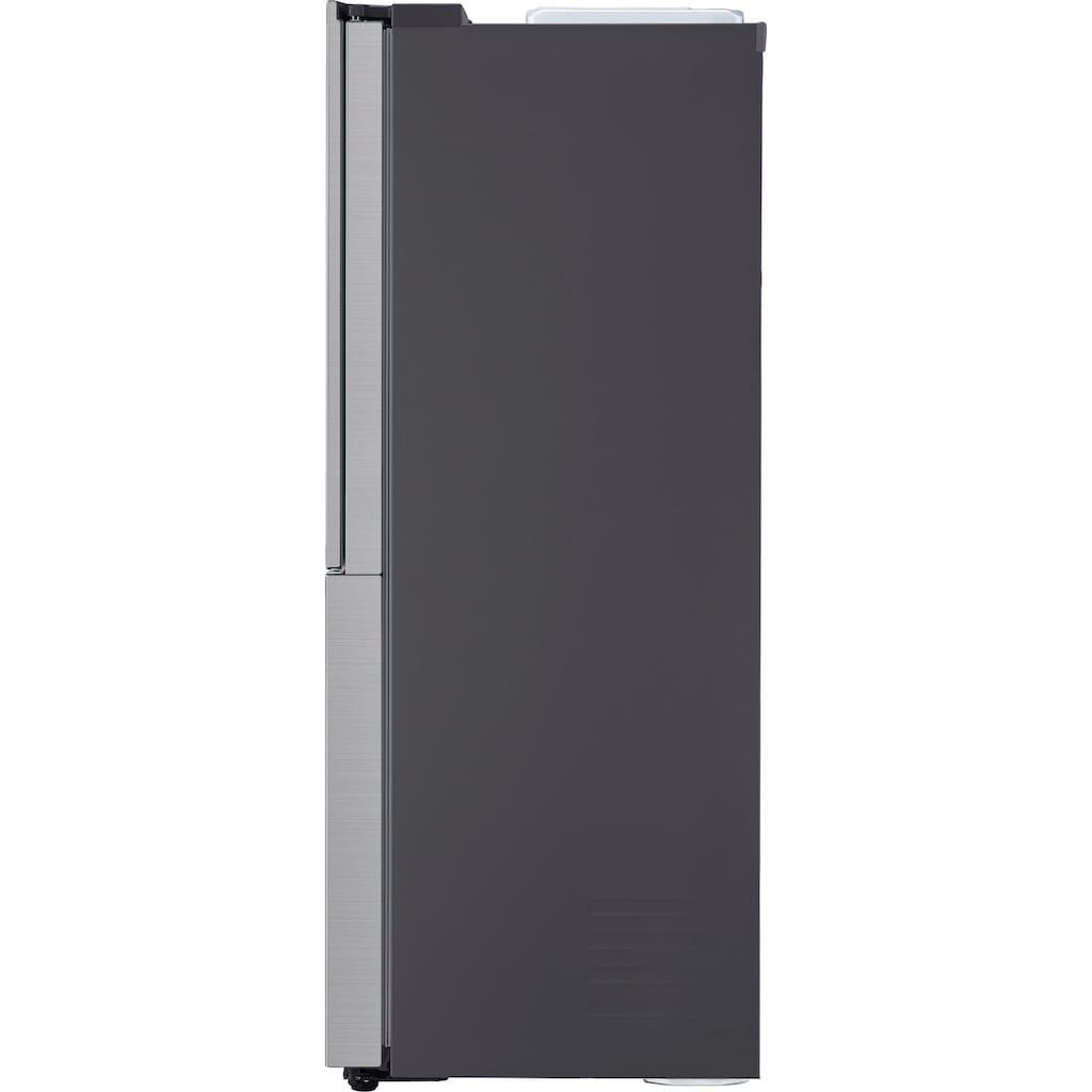 LG Side-by-Side »GSJ760PZZZ«, 7, Door-in-Door