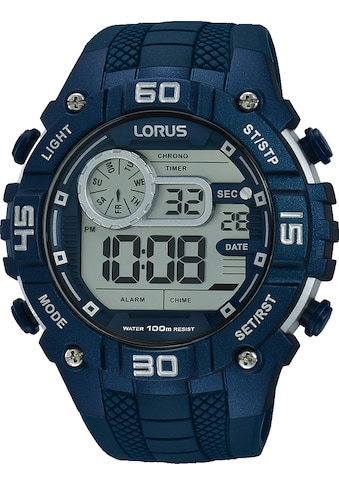 LORUS Chronograph »Lorus Sport Chronograph digital, R2357LX9« kaufen