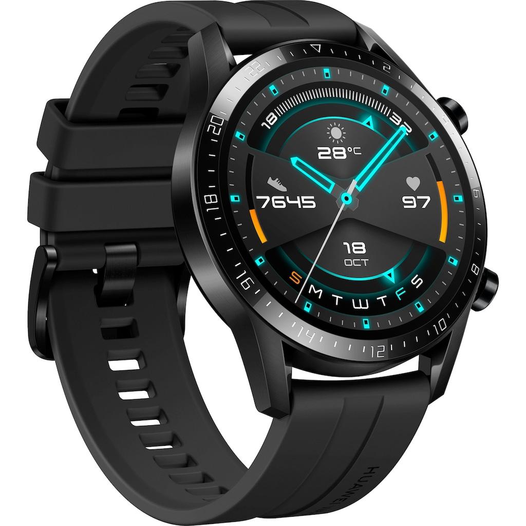 Huawei Watch GT 2 Sport Smartwatch (3,53 cm / 1,39 Zoll, RTOS)