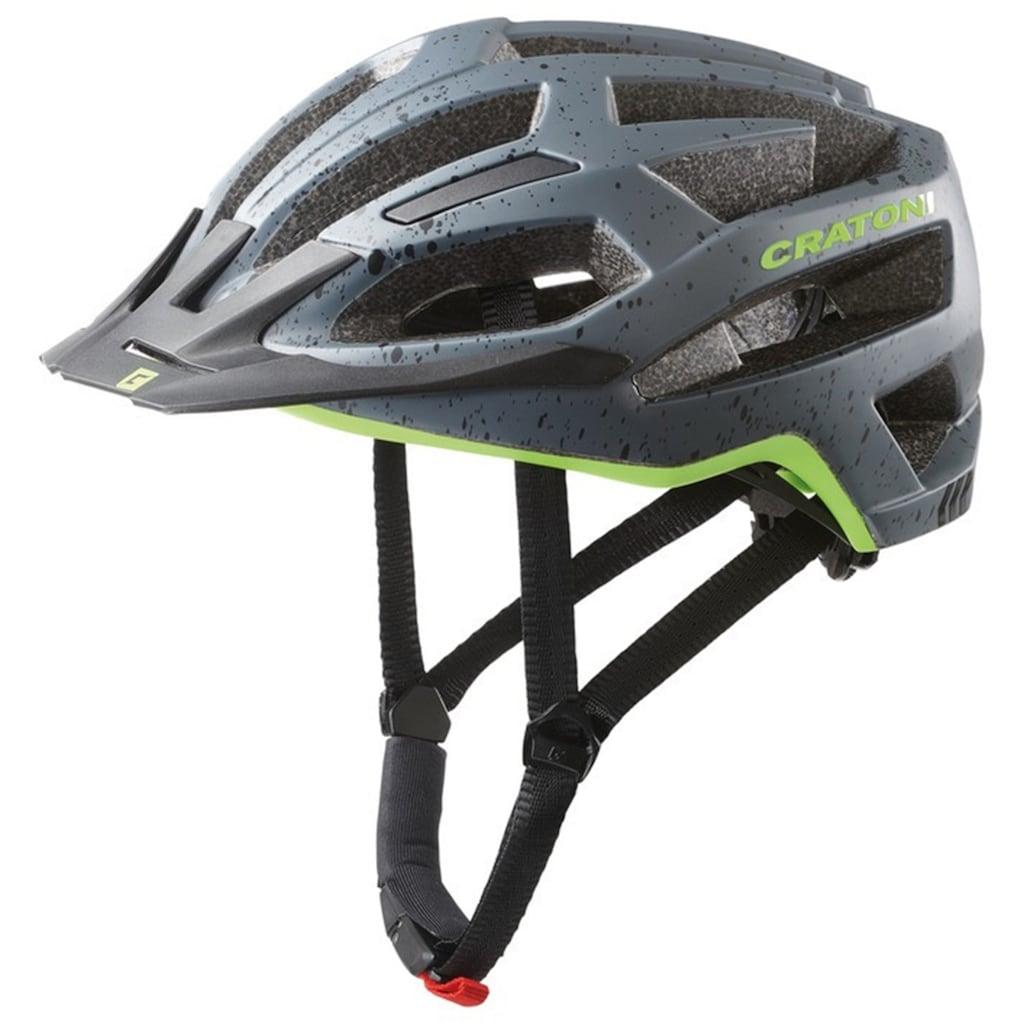 Cratoni Mountainbikehelm »MTB-Fahrradhelm C-Flash«, Reflektoren, dreifache Höhenverstellung