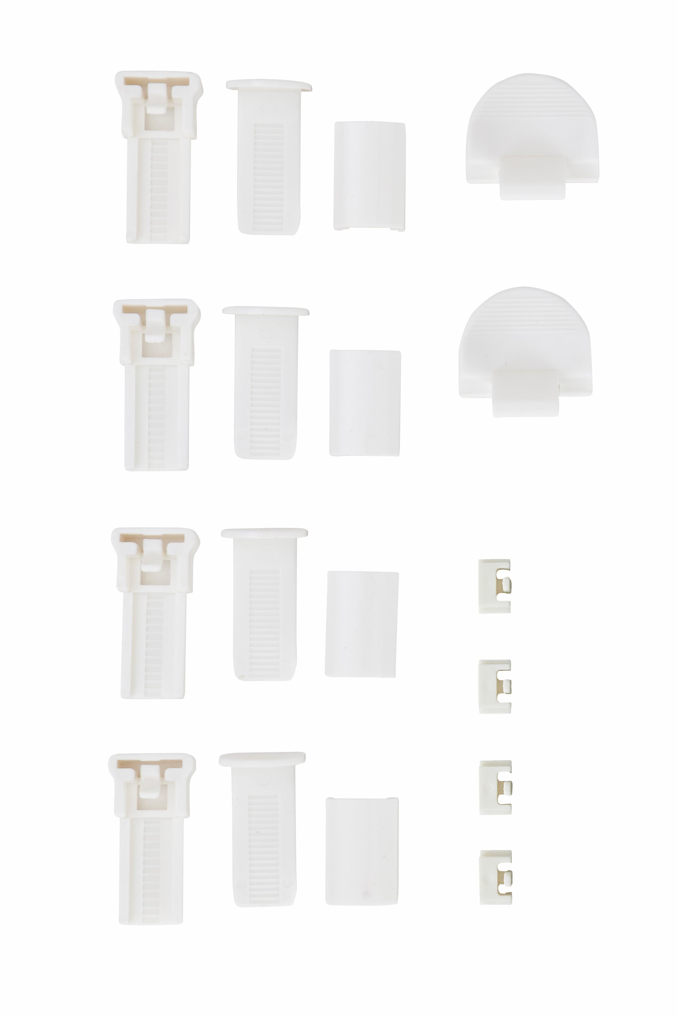 Klemmträger, my home,  Montagezubehör-Set , für Plissee (4 Stück) Preisvergleich