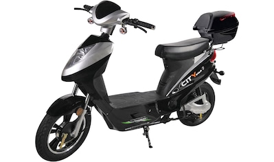 "Didi THURAU Edition E - Motorroller »Didi Thuarau Edition Elektroroller ""City - Star 2.0""«, 500 Watt, 20 km/h kaufen"