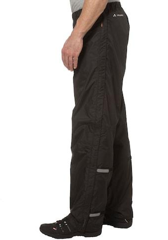 VAUDE Regenhose »Fluid Full-zip Pants II« kaufen