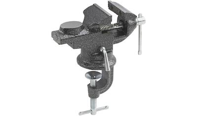 MEISTER Schraubstock Spannweite: 0 bis 60 mm kaufen