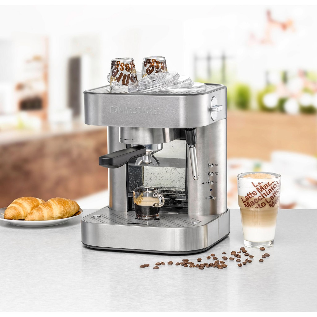 Rommelsbacher Espressomaschine EKS 2010