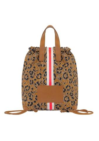Codello Freizeitrucksack, mit coolem Leo-Muster kaufen