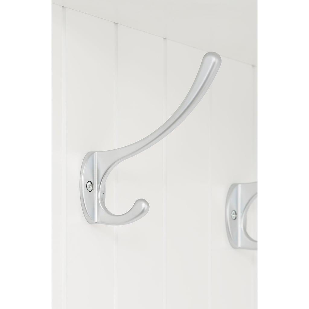 Home affaire Garderobenschrank »Nekso«, in 2 verschiedenen Farben