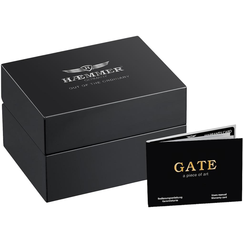 HAEMMER GERMANY Chronograph »GATE, G-2«