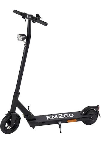 D-Parts EM2GO E-Scooter »EM2GO E-Scooter FW103ST mit Straßenzulassung, 4.4 Ah Akku« kaufen