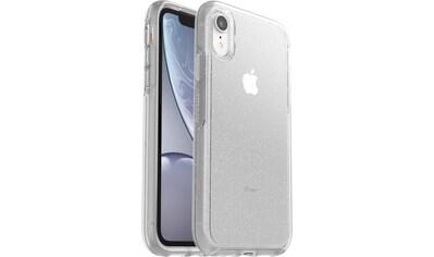 Otterbox Schutzhülle »Symmetry Clear für iPhone XR Stardust« kaufen