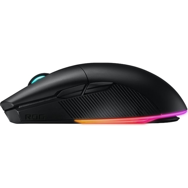 Asus »ROG Pugio 2 Gaming-Mouse« Gaming-Maus, 2.4 GHz (Bluetooth, RF Wireless, USB, 16000 dpi)