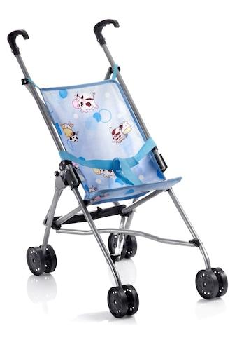 """CHIC2000 Puppenwagen """"Mini - Buggy, hellblau"""" kaufen"""