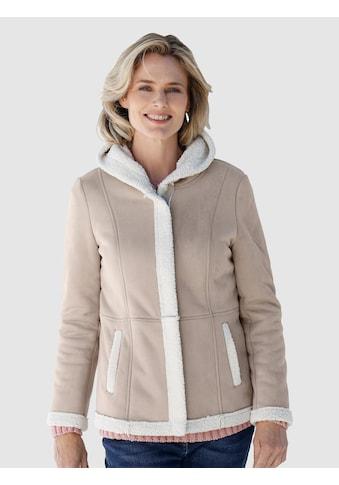 Dress In Jacke mit Teddyfell kaufen