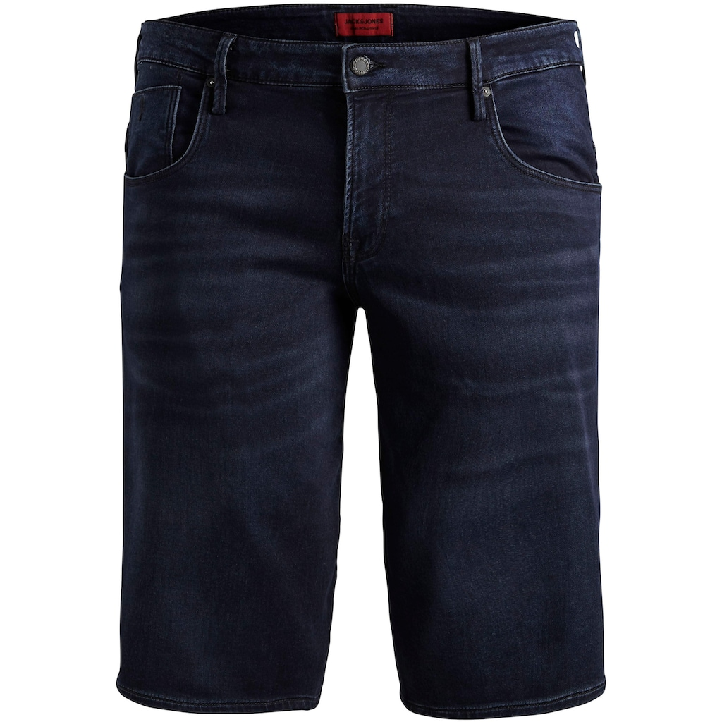 Jack & Jones Bermudas »RON LONG«, bis Jeans Größe 48 (große Größen)