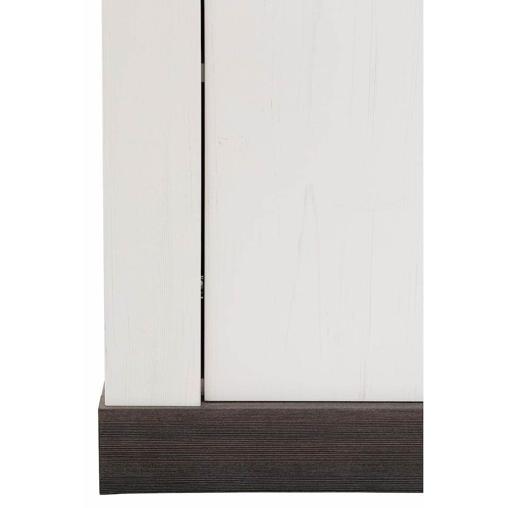 Home affaire Garderoben-Set »Siena«, (Set, 4 St.)