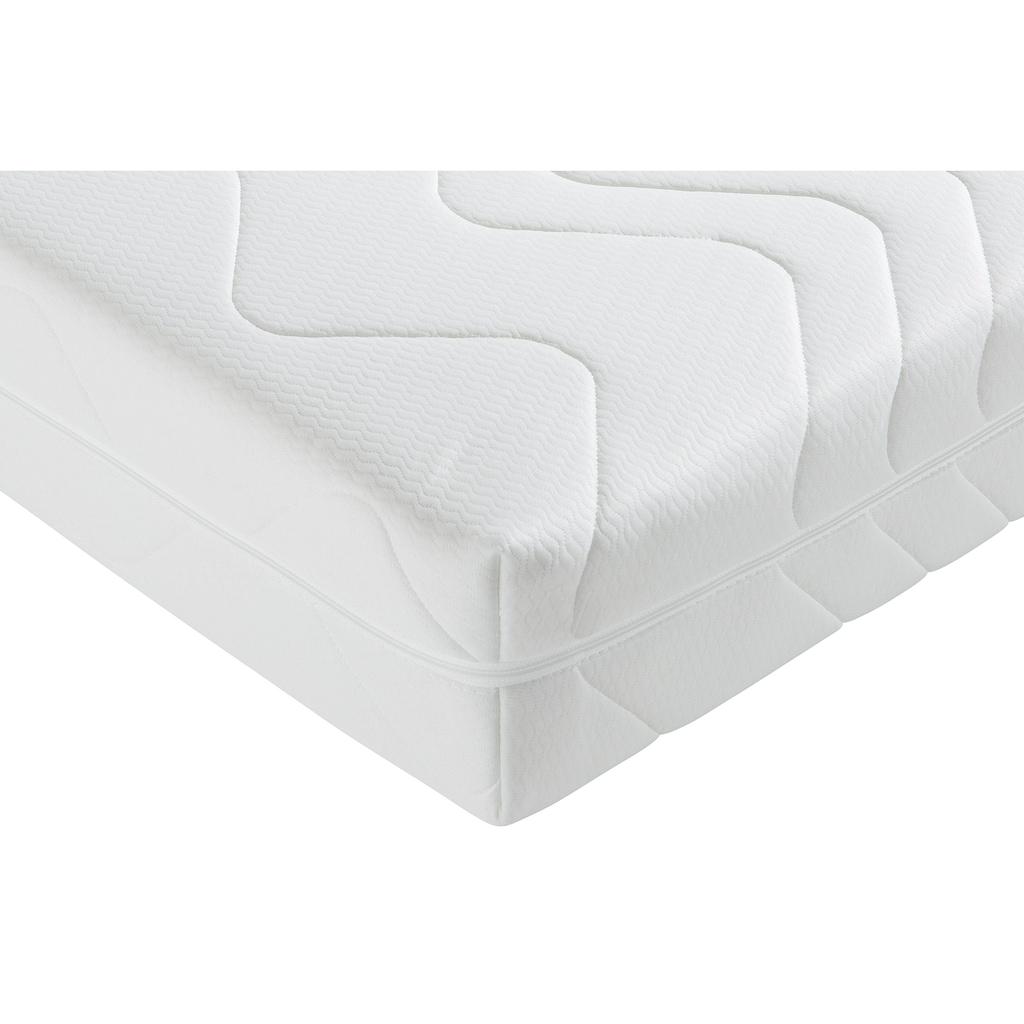 fan Schlafkomfort Exklusiv Taschenfederkernmatratze »ProVita Wellness Luxus T«, 544 Federn, (1 St.), mit antibakterieller »smartcel™sensitive«-Faser im Bezug