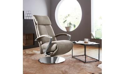 W.SCHILLIG Relaxsessel »kronos II«, mit Drehteller, wahlweise mit Doppelmotor kaufen