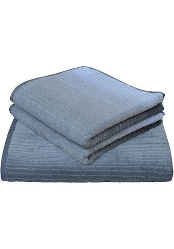 Handtuch Set, »Colori«, Dyckhoff (Set) kaufen
