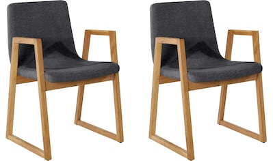 Premium collection by Home affaire Armlehnstuhl »Cagny«, im 2er Set kaufen