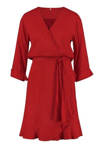 Loom&Lace Kleid mit Bindegürtel »Desi« kaufen