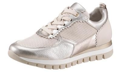 Gabor Keilsneaker »Davos«, mit Metallic Effekt kaufen