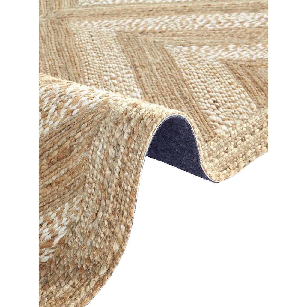 heine home Teppich, rechteckig, 3 mm Höhe