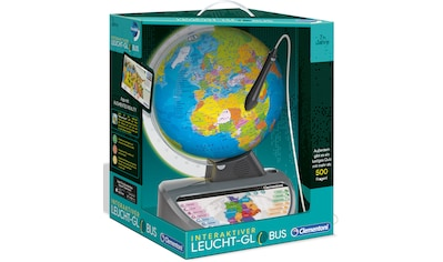 Clementoni® Globus »Galileo Interaktiver Leucht-Globus«, Made in Europe kaufen