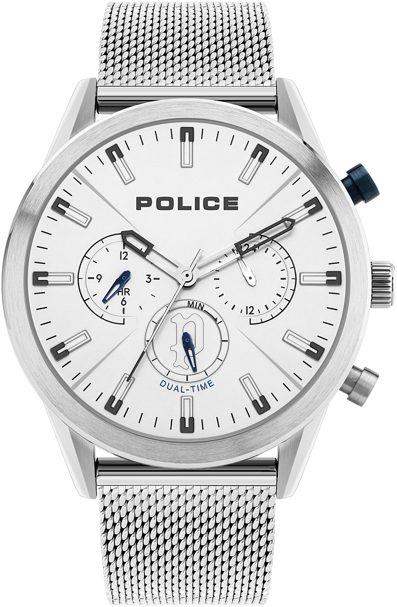 Police Multifunktionsuhr SILFRA, PL16021JS.04MM | Uhren > Multifunktionsuhren | Police