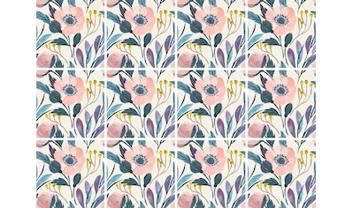 queence Fliesenaufkleber »Pflanze« kaufen