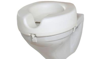 WENKO WC - Sitzerhöhung »Secura«, 150 kg Tragkraft kaufen