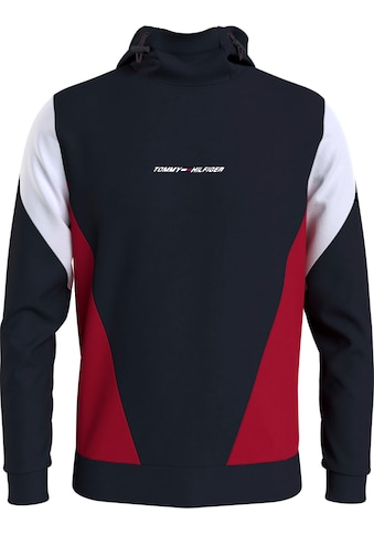Tommy Hilfiger Sport Kapuzensweatshirt »BLOCKED SEASONAL HOODY« kaufen