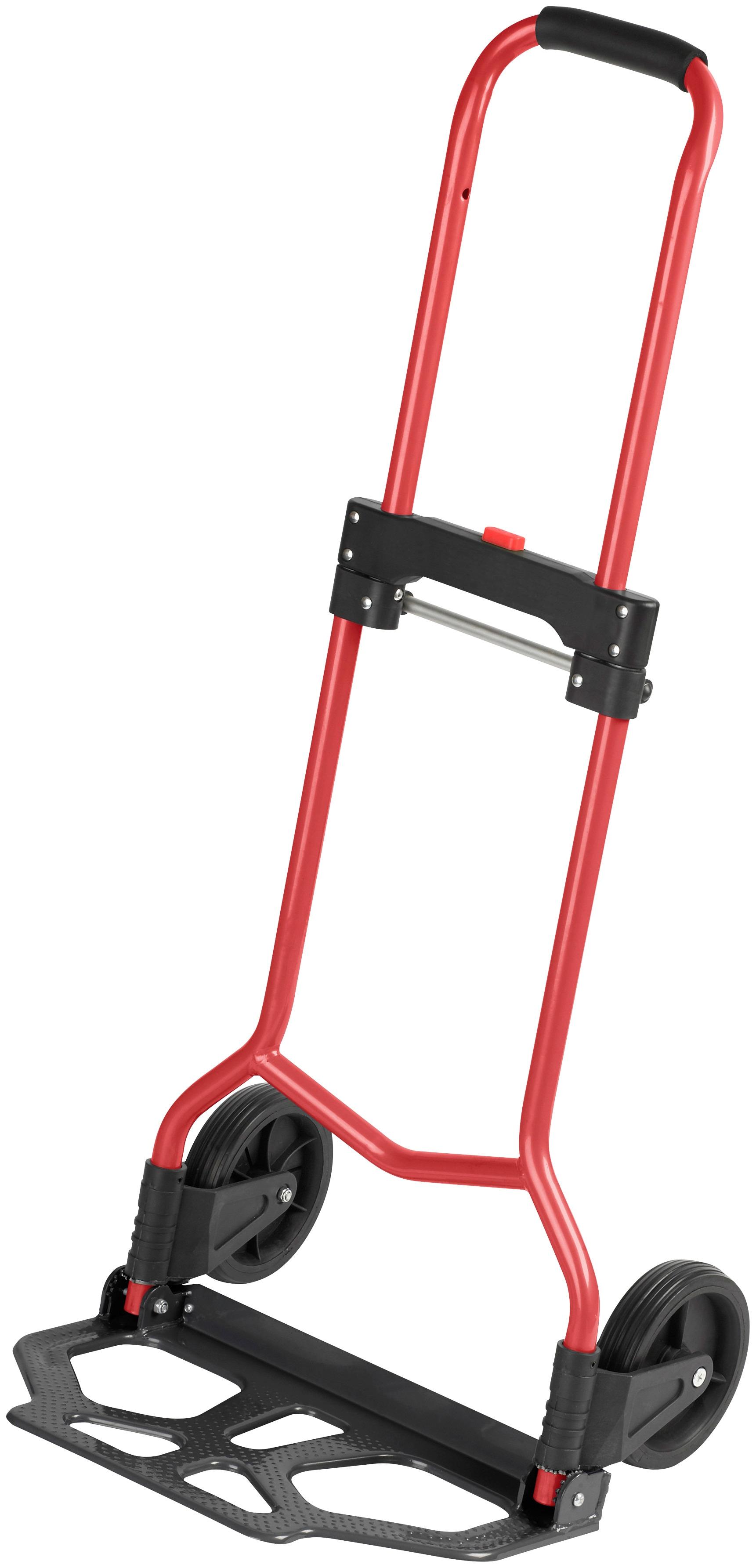 meister Sackkarre rot Sackkarren Transport Werkzeug Maschinen