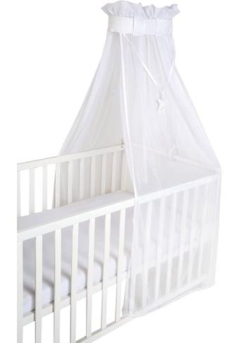"""roba® Betthimmel """"Air safe asleep® uni, weiß, mesh"""" kaufen"""