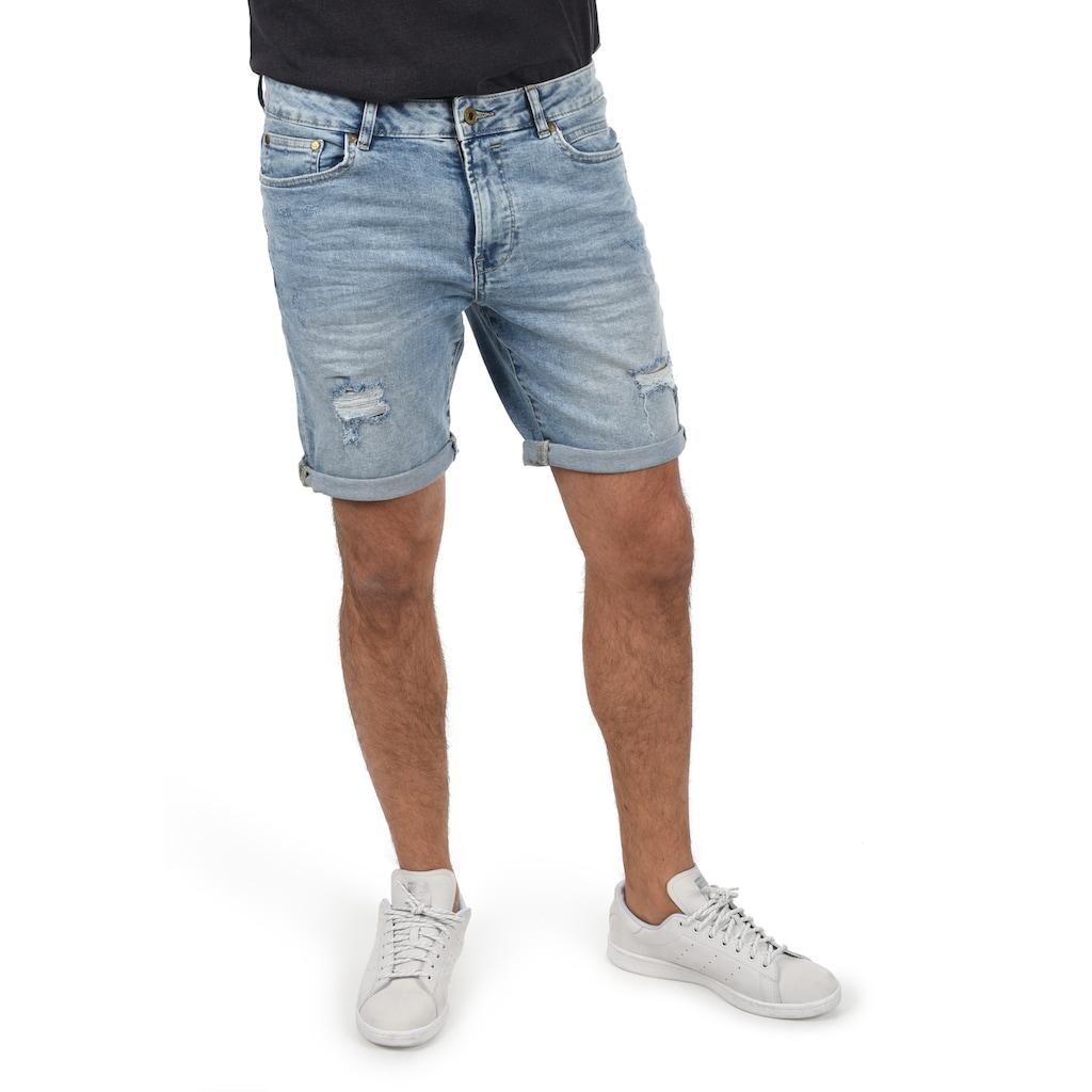 Solid Jeansshorts »21104063«, kurze Jeanshose
