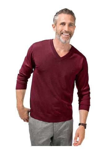 Classic V - Pullover im edlen Feinstrick kaufen