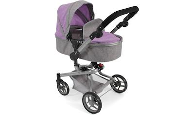 "CHIC2000 Kombi - Puppenwagen ""YOLO, Melange Lila"" kaufen"
