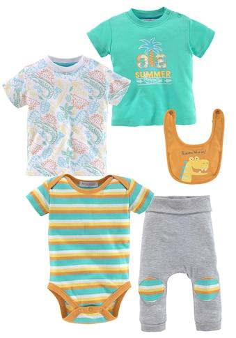 Klitzeklein Neugeborenen - Geschenkset (Set, 5 tlg.) kaufen