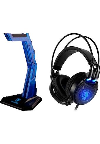 Sades Gaming-Headset »Octopus Plus SA-912« kaufen